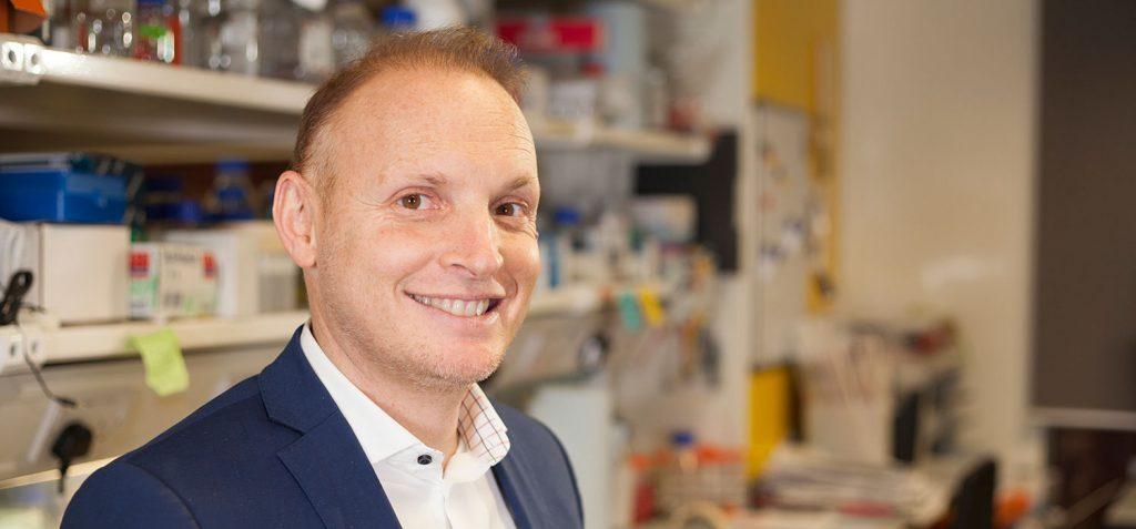 Prof. Justin Stebbing – En Ekte Pioner